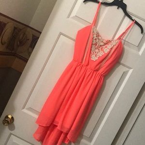 Rue21 Dresses - Coral dress